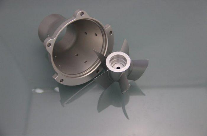 CNC Mill Parts 10