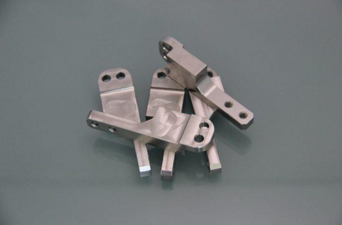 CNC Mill Parts 12