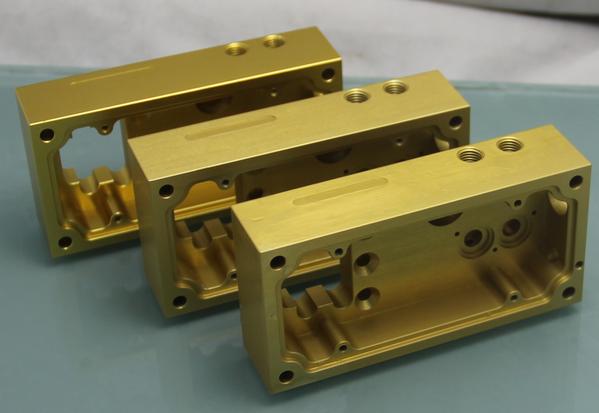 CNC Milling Parts 3